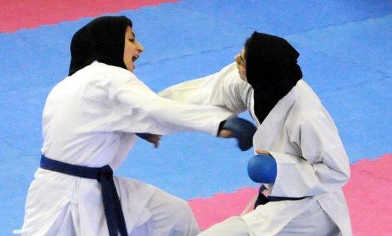 اعزام تیم کاراته بانوان لرستان به مسابقات قهرمانی کشوری