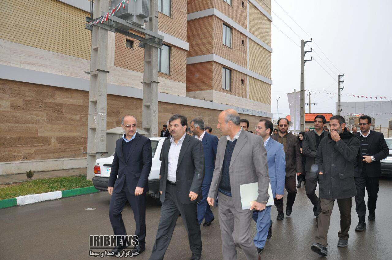 بهره برداری از بیش از 5 هزار و 300 واحد مسکن مهر در کرمانشاه