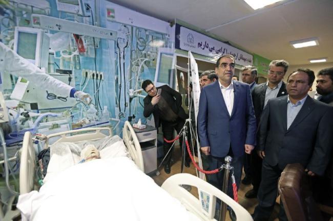 بهره برداری از 50 تخت مراقبت های ویژه در مشهد