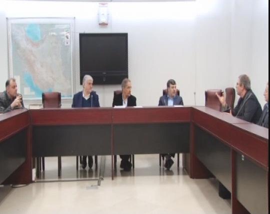 انعقاد قرارداد آغاز عملیات اجرایی انتقال آب سد طالقان به قزوین