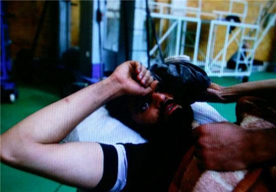 ملی پوش والیبال ایران راهی بیمارستان شد