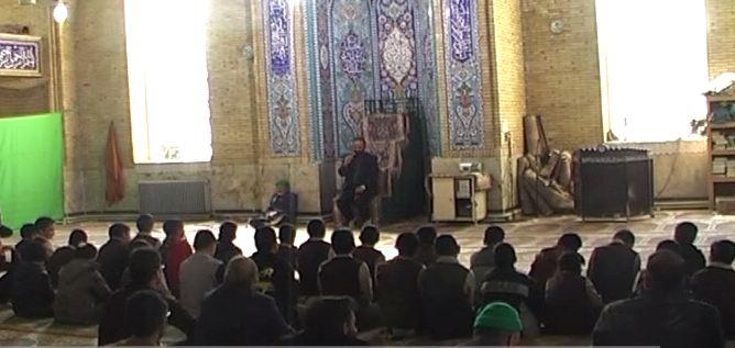 مراسم  بزرگداشت رئیس فقید مجمع تشخیص مصلحت نظام در نیر