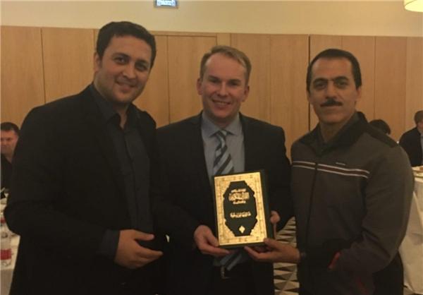 «هیولای بزرگ»، لقب اولین بانوی لژیونر والیبال ایران