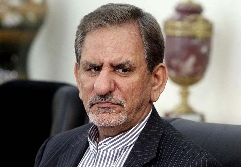 پیام تسلیت جهانگیری به نماینده تهران در مجلس خبرگان
