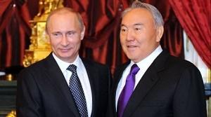 مذاکرات پوتین با نظریایف درباره اجلاس سوریه
