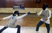 قهرمانی شمشیربازان دانشگاه آزاد در لیگ بانوان
