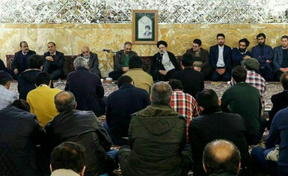 نشست هم اندیشی دست اندرکاران جشنواره رویش با تولیت آستان قدس رضوی