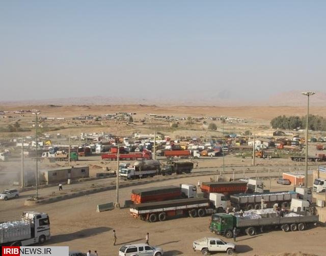 صادرات بیش از 340 هزار تن انواع کالا از مرز سومار