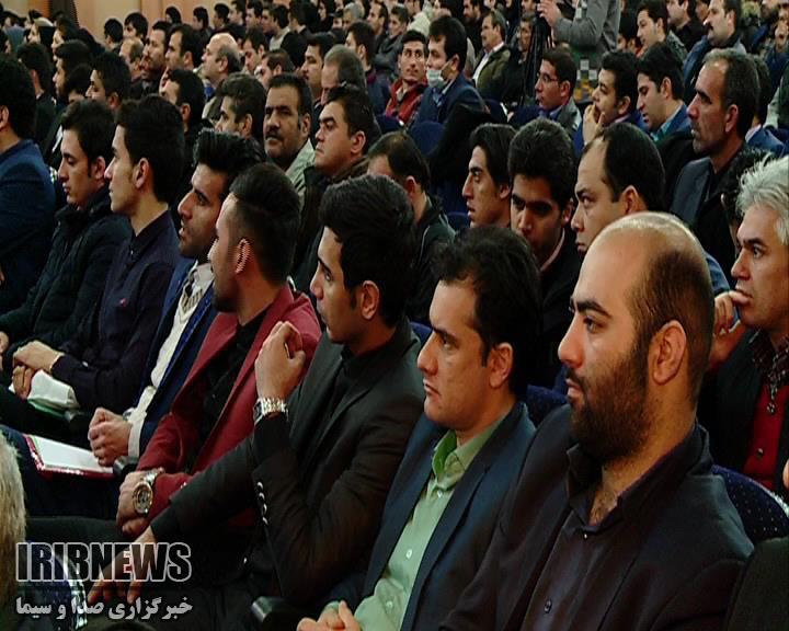 برنامه جامع کارآفرینی در خراسان شمالی رونمایی می شود رونمایی از برنامه جامع کارآفرینی خراسان شمالی+فیلم