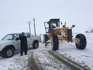 بازگشایی راه ارتباطی 156 روستا در آذربایجان غربی