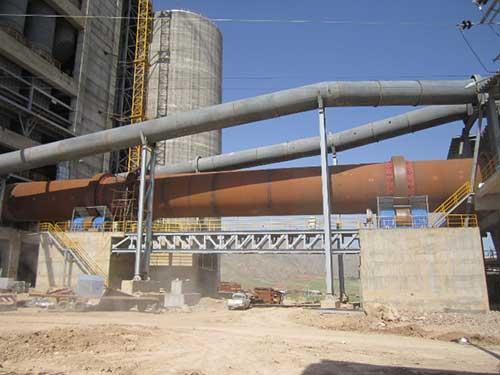 آغاز بکار کارخانه سیمان غرب آسیا در تربت جام