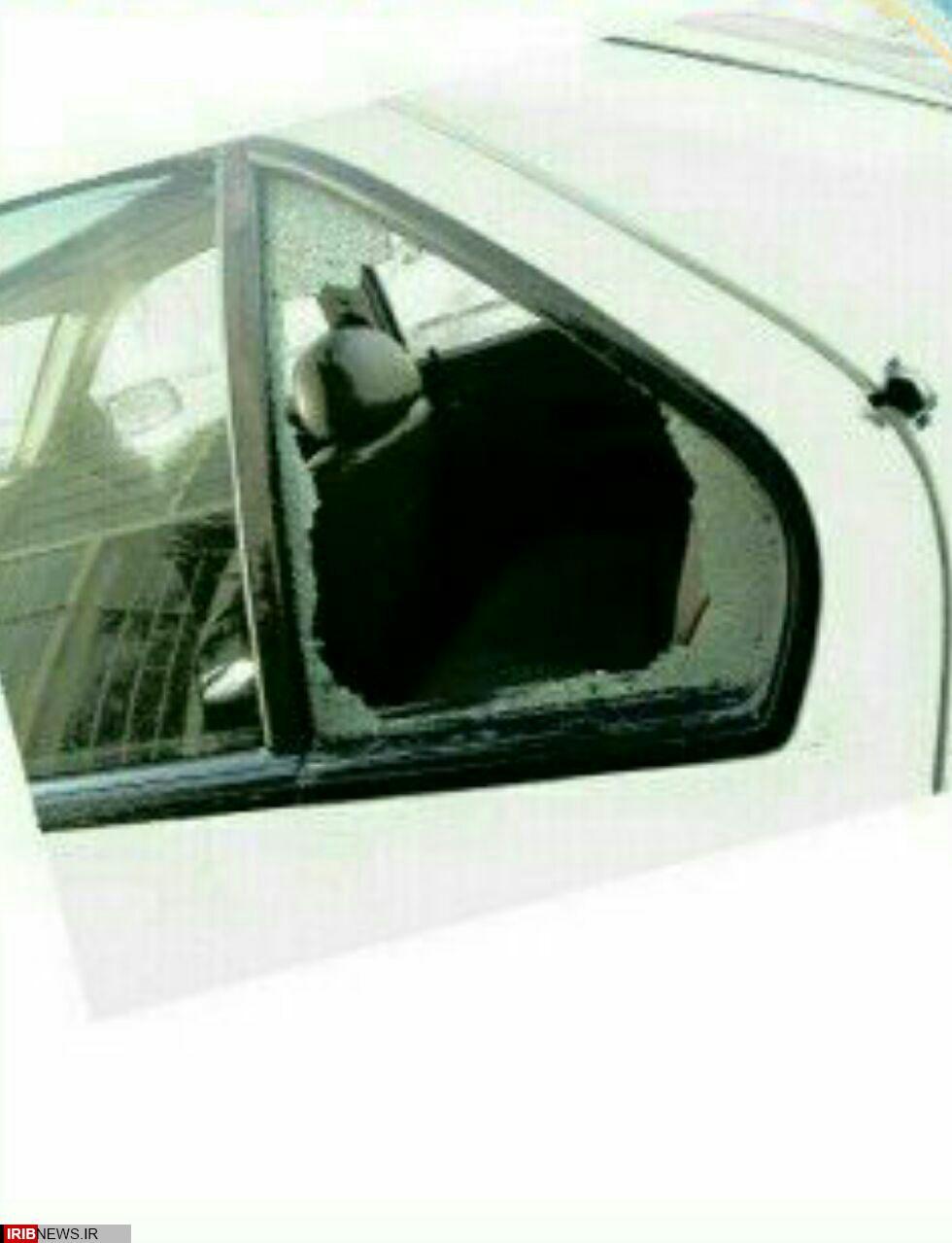 سارق مسلح اسلام آبادی با ضرب یک گلوله از پا در آمد