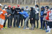 اردوی انتخابی تیم ملی سافت بال استارت خورد