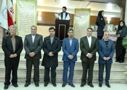 تجلیل از پیشکسوتان صنعت حمل و نقل بین المللی در مشهد