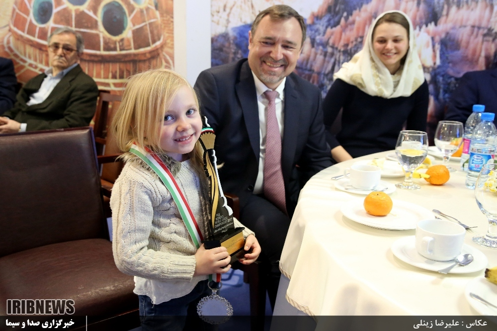 رقابت های شطرنج زنان جهان در تهران