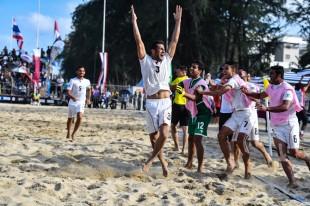 ایران قهرمان فوتبال ساحلی آسیا شد