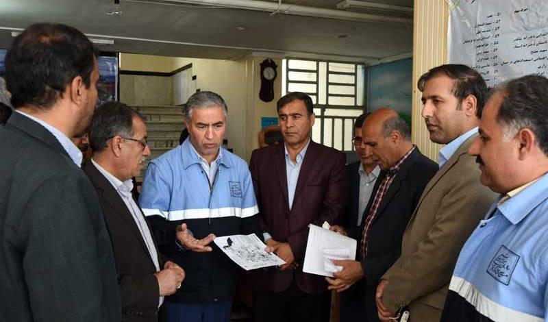 افتتاح ستاد خدمات سفرهای نوروزی در یاسوج
