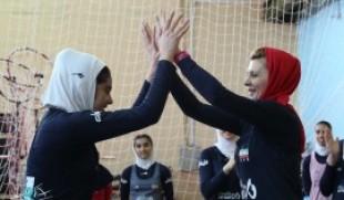 معرفی دختران والیبالیست نوجوان ایران