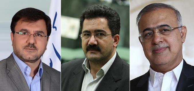 لاریجانی رئیس مجلس شد؛ پزشکیان و مطهری نایب رئیس