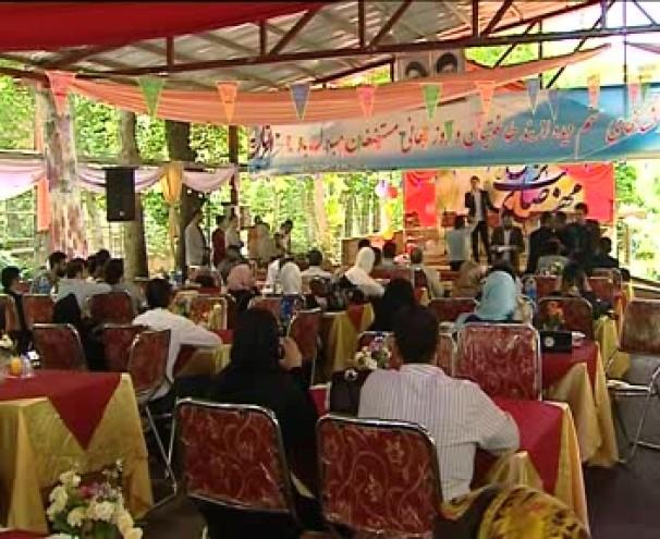 جشن میلاد امام زمان (عج) به میزبانی جانبازان مرکز ثارالله