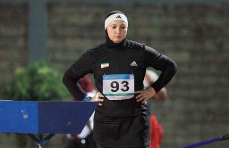 تنها بانوی دونده ایران تنها به ریو میرود