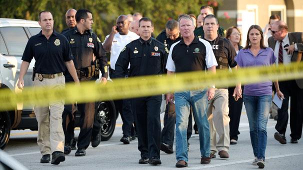 45 کشته و زخمی در تیراندازی های مختلف در آمریکا