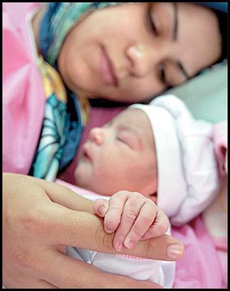 اولین واکسن نوزاد