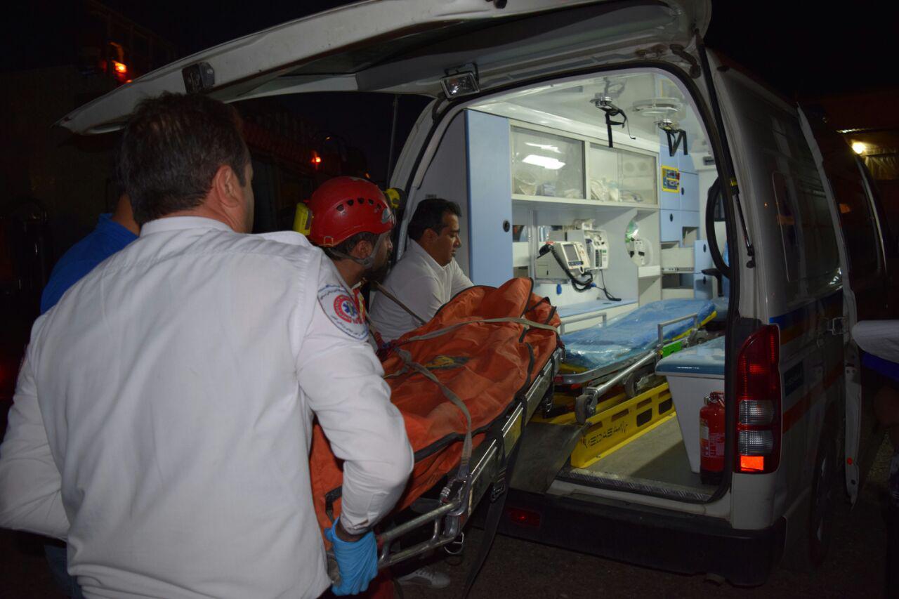 مرگ نوجوان نیشابوری بر اثر سقوط داخل کانال حفاری گاز