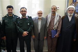 افتتاح پایگاه بسیج آستان قدس رضوی