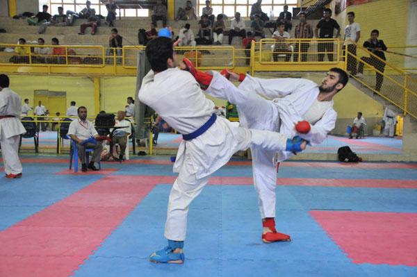 درخشش تیم مانه و سملقان در مسابقات کاراته استانی بسیج به مناسبت دهه کرامت