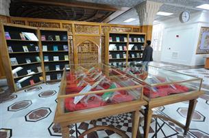 برپایی نمایشگاه تازههای کتاب های عربی در آستان قدس رضوی
