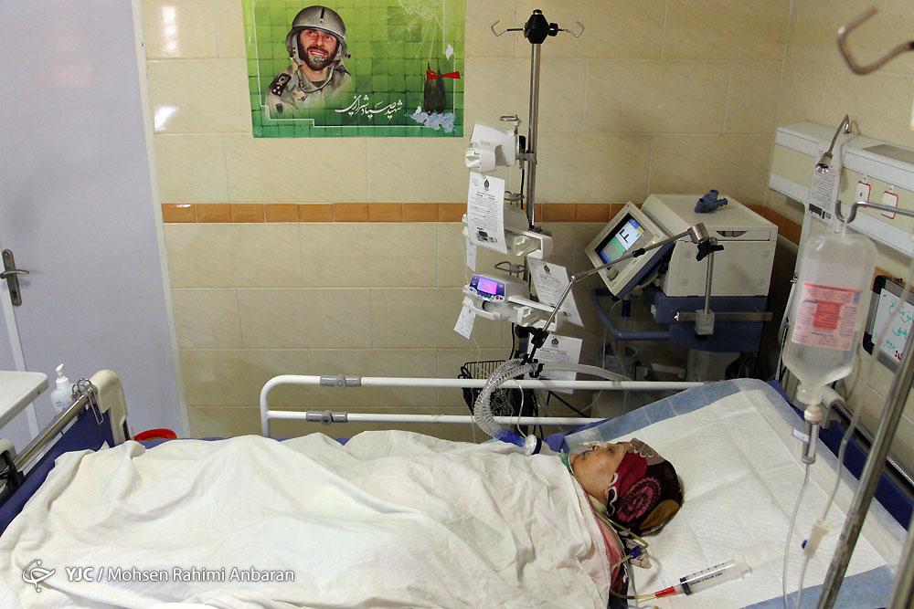 درگذشت مادر شهید صیاد شیرازی