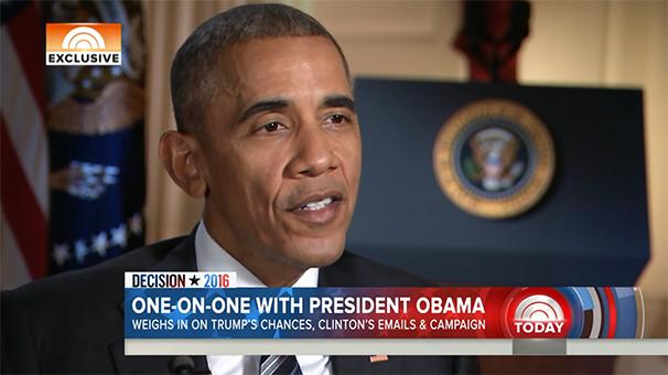 اوباما: ترامپ الفبای دنیای سیاست را نمی داند