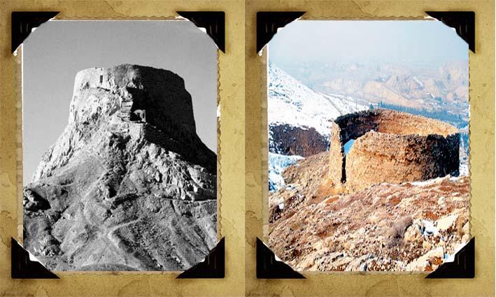 گاه اجمالی به تاریخچه روستای امین آباد شهرستان