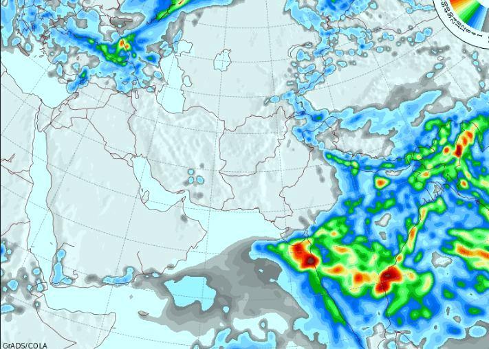 کاهش محسوس دما در آذربایجان غربی