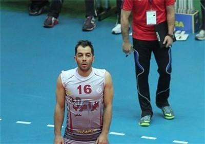 لیبرو تیم والیبال شهرداری ارومیه: در تمرینات آرامش داریم