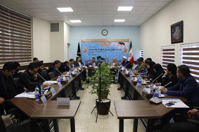 نشست شورای مدیران دانشگاههای منطقه 9 کشور