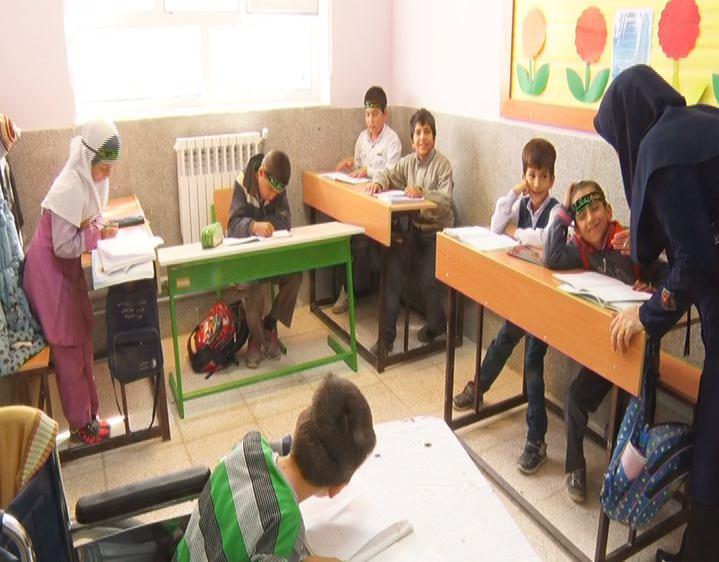 بهره برداری از دبستان خیرساز در مشهد