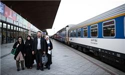 قطار تهران کربلا راه اندازی شد