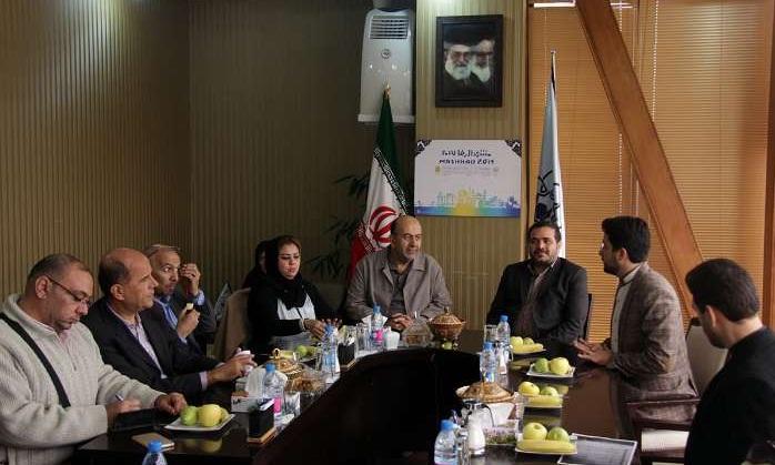 سفر هیات رسانه ای کویتی به مشهد