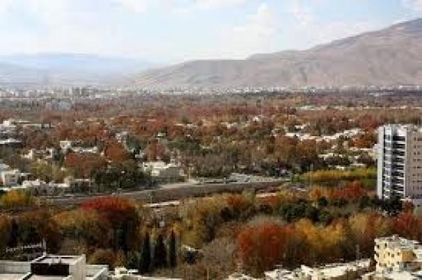 وضعیت آب هوا در ایام عید پیش بینی وضعیت آب و هوای فارس + فیلم | آسمان استان فارس