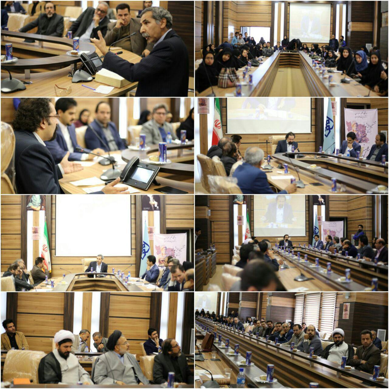 برگزاری ششمین همایش پدر نثر فارسی