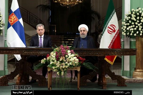 توافق تهران – هلسینکی برای توسعه همکاریهای بانکی
