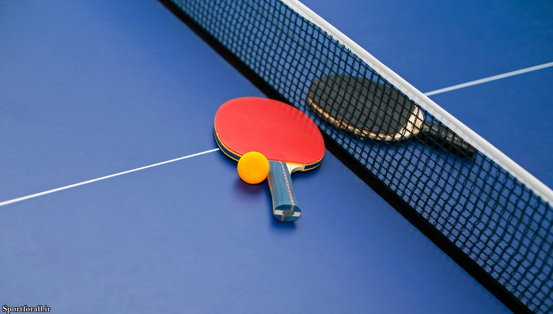 برگزاری رقابت های تنیس روی میز جام رمضان
