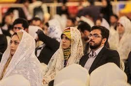 در ایام میلاد پیامبر رحمت جشن ازدواج 17 زوج دانشجو در قوچان