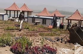 انعقاد قرارداد ایجاد زیر ساختهای منطقه گردشگری شیدا