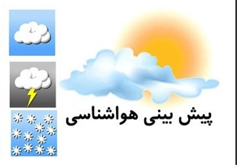 پیش بینی بارش برف و کاهش دما در خراسان رضوی