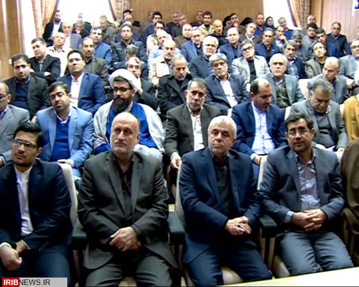 تودیع و معارفه مدیریت حج و زیارت استان کرمانشاه