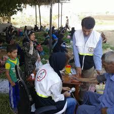 اعزام تیم پزشکی به مناطق کمتر برخوردار گچساران