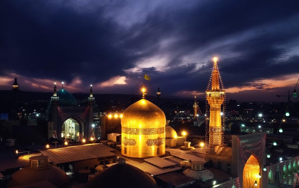 برگزاری مراسم بزرگداشت شهدا وجان باختگان مسیر زیارت